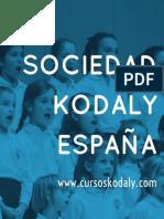 Método Kodály en español