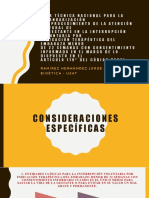 Guía Técnica Nacional (Aborto)