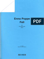 Enno Poppe - Fell