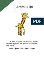 La Jirafa Julia
