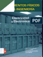 321374874 Fundamentos Fisicos de La Ingenieria Electricidad y Electronica UNED