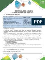 Syllabus Del Curso Química Inorgánica
