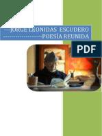 Jorge Leonidas Escudero - Poesia Reunida