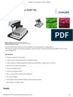 Fraction Collector Foxy R21000ml