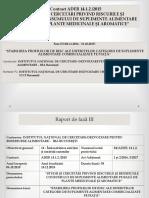 Contaminarea Suplimentelor - IBA