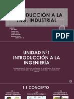Introducción a La Ing