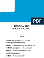 Religion and Globalization 2