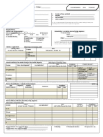 Pedia Form Sample (Alpha)