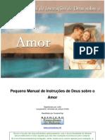 Pequeno Manual de Instruções de Deus Sobre o Amor