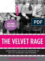 The Velvet Rage (Gay Self-Esteem and Confidence)