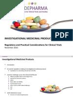101028 Mode Pharma Imp Presentation