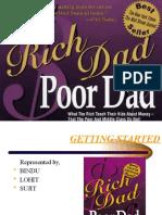 Rich Dad Poor Dad Presentation