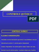 Controle Químico 2018