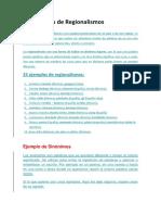 10 Ejemplos de Regionalismos.docx