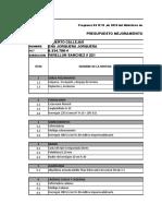 Presupuesto Ampliacion ENA JORQUERA.xlsx