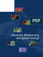 Mountain Biodiversity Brochure 2010