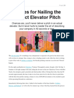 3. 6 Rules for Nailing the Perfect Elevator Pitch.docx