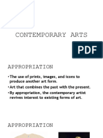 CONTEMPORARY ARTS.pptx