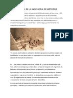 HISTORIA DE LA INGENIERIA DE MÉTODOS.docx
