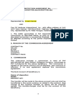 Fee Protection Agreement.sampLE