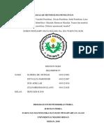 MAKALAH METODOLOGI PENELITIAN.docx