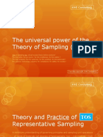 Sampling 2018 ESBENSEN keynote Universal power of TOS ... 201018.pdf