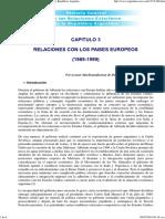 7.3 Machinadiarena de Devoto, Leonor y Masanal, Sebastián_Relaciones Con Los Países Europeos (1989-19
