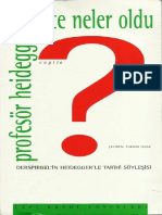 Profesör Heidegger, 1933'te Neler Oldu (Der Spiegel'in Heidegger'le Tarihi Söyleşisi).pdf