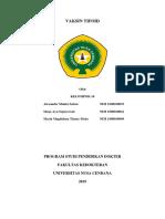 KELOMPOK 10 - VAKSIN TIFOID.docx
