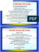 PRAYER BEFORE THE CLASS.docx