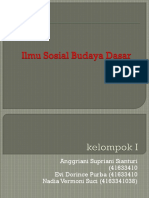 Ilmu Sosial Budaya Dasar.pptx