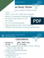 Stroke Case Study EER WA 2010
