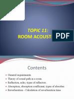 Room Acous