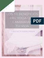 Los 10 beneficios del yoga que cambiarán tu vida y que no te puedes perder.pdf