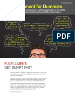 Fulfillment for Dummies eBook