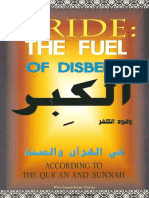Pride - The Fuel of Disbelief - 1995 - By Abu Khaliyl