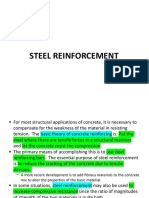 Steel Reinforcement.ppt
