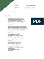Cuestionario Para Los Poemas de Catulo
