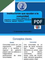 Instituciones+que+ayudan+a+la+comunidad+2019