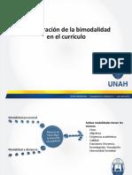 Bimodalidad PRESENTACION