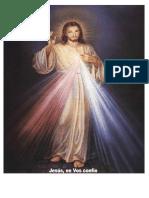 Historia de La Devoción a La Divina Misericordia