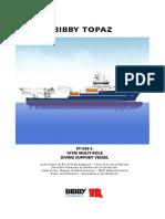 Bibby Topaz Spec Document