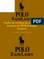 Víctor Zapata, Ana Vargas, Luis Irausquín - Vuelve La Estética Noventera de La Mano de POLO Ralph Lauren