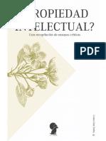 [Colección Delta] Richard Stallman et al. - ¿Propiedad intelectual_ (2016, Perro Triste).pdf