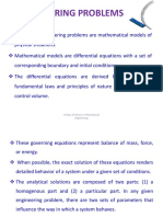 analysis of engineering problems