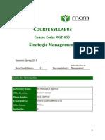 MGT450 Strategic MGT Syllabus.docx