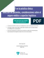 La EMT en la practica clinica