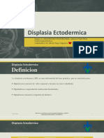 displasia ectodermica