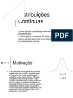 DistribuicaoNormal