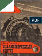 Jesch Villamosgépkezelők Könyve